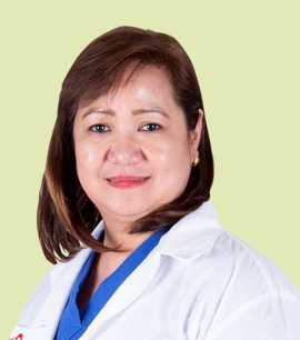 Dr. Grace Estacio